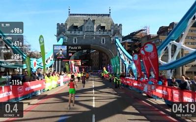 London Marathon goes Virtual   Virtual Insanity   Scoop.it