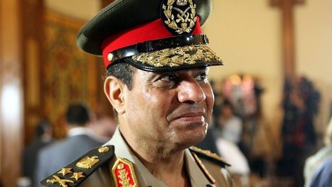 Egypt's Ruler Eyes Riskier Role: The Presidency | NGOs in Human Rights, Peace and Development | Scoop.it