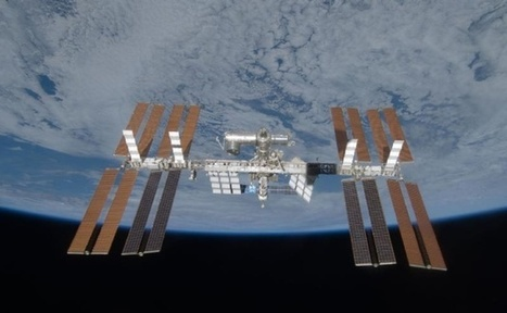 ISS Robot Refueling Demo Continues | The Robot Times | Scoop.it