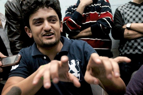 How Wael Ghonim Sparked Egypt's Uprising - Newsweek | Brand & Content Curation | Scoop.it