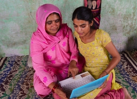 World Pulse Launches Digital Literacy Phase of WWW Campaign | Digital Literacy: a conversation | Scoop.it