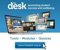 The Desk - Current Students - University of Tasmania, Australia | CFNP South | Scoop.it