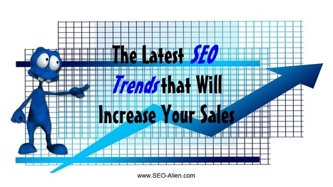 The Latest SEO Trends that Will Increase Your Sales in Business | Allround Social Media Marketing | Scoop.it