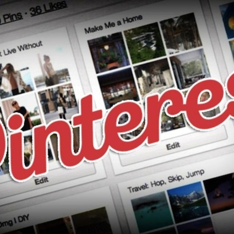 10 Creative Pinterest Board Hacks by Mashable Readers | Pinterest for Business | Scoop.it
