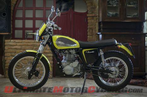 Borile or Ducati - Whose Scrambler is it, Anyway?   Ductalk Ducati News   Scoop.it