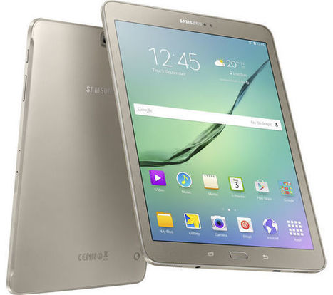 Update Samsung Galaxy Tab S2 SM-T813 to Android
