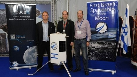 Israel a step closer to the moon, with propulsion deal | Technology and Internet | Scoop.it