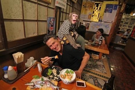 Worlds' Weirdest Restaurants' host Bob Blumer | Best Dining and Healthy Eating | Scoop.it