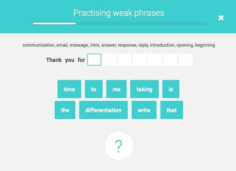 Phraseum - language learning online | Web 2.0 Tools in the EFL Classroom | Scoop.it