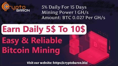 join bitcoin mining