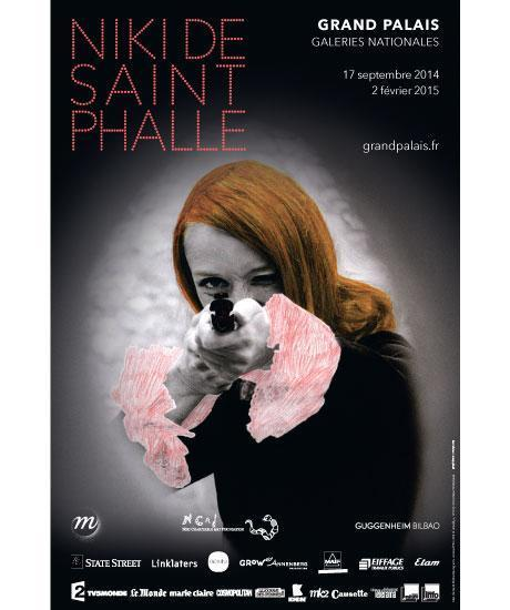 Grand Palais - Niki de Saint Phalle - du 17 septembre au 2 février 2015 | Les expositions | Scoop.it