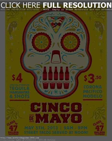 Cinco De Mayo Skull : Makeup, Coloring Pages, D...