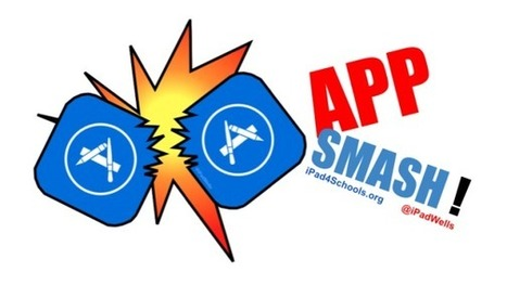How Knew? App Smash! | Everything iPads | Scoop.it