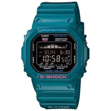 G-Shock G-Lide Tide Moon Data Black Dial Men s watch  GRX5600B e9aa51b53a