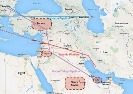 Syria: Another Pipeline War | Oil and Gas | Scoop.it