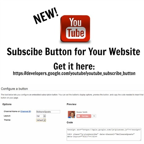 "Download the Brand New YouTube ""Subscribe"" Button for Your Blog! 