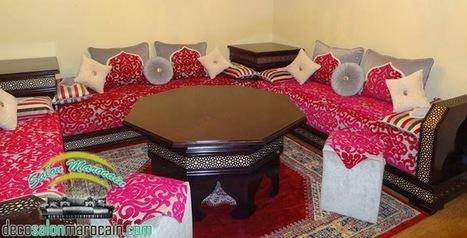 dcoration salon marocain moderne 2015 salon marocain design fabuleux - Salon Marocain Moderne Bruxelles