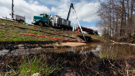 Exxon oil spill town 'deserted land', residents still getting sick, forced to abandon homes | Sins against nature | Scoop.it
