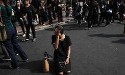 Thailand warns against price-gouging of black clothing as nation mourns king | #ASMIC | Scoop.it
