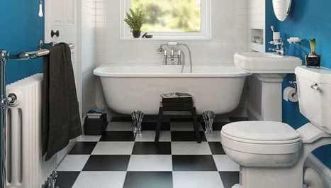 Malá kúpeľňa? Žiadny problém! Týchto 6 trikov vám s priestorom pomôže! | domov.kormidlo.sk | Scoop.it