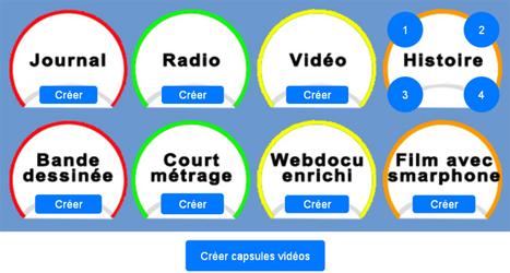Des outils pour toute l'année dans vos séquences et séances #EcoleNumerique | Pédagogie Idées et techniques | Scoop.it