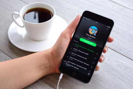 """How Spotify Can Become A Next Generation """"Label"""" 