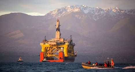 Exploration pétrolière: Barack Obama sanctuarise une partie de l'Arctique | Veille & Culture numérique | Scoop.it