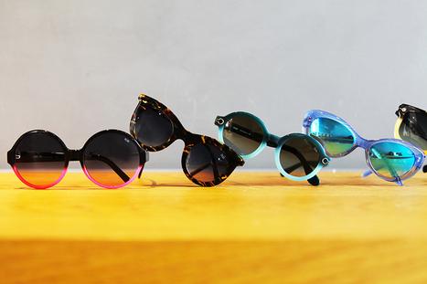 Fabi Women's designer sunglasses S/S 2015 selection   Le Marche & Fashion   Scoop.it