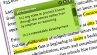 ProfessorWord: Improve your vocabulary while you surf the web | Articles re. education | Scoop.it