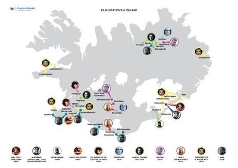 A découvrir dans La vie rêvée de Walter Mitty : L'Islande, l'autre pays du tournage de films | Géographie et cinéma | Scoop.it