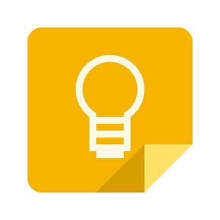Google Keep: app para crear y organizar notas introduciendo texto, voz o imágenes capturadas mediante la cámara del dispositivo móvil | Bibliotecas y Educación Superior | Scoop.it
