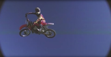 "Watch Ken Roczen Get Retro In This Terrafirma 2 Throwback ""Terrafirma 94"" 