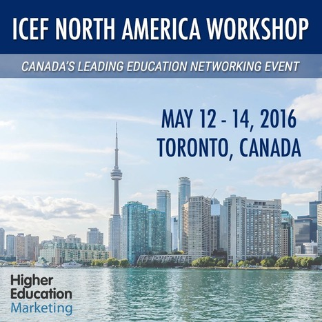 HEM is Presenting a Special Google Analytics Workshop at ICEF North America in Toronto!   Content Strategy for Higher Ed   Scoop.it
