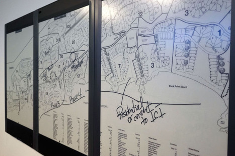 E-Ink and Quirk Logic look to replace whiteboards with 42-inch Quilladisplays | e-paper - e-ink - le papier électronique - écran flexible | Scoop.it