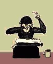 The Infinite Monkey Theorem | digitalassetman | Scoop.it
