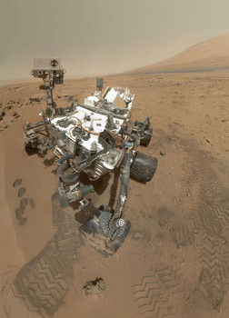 Curiosity rover takes stunning new self-portrait - Examiner.com | Astronomy Project | Scoop.it