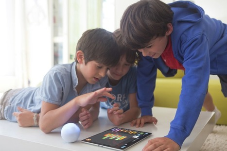 Programming Sphero and Ollie with Tynker | Tynker Blog | iPad i undervisningen | Scoop.it