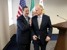 Gov. Brown to lead trade delegation to Mexico City | Global Trade and Logistics | Scoop.it