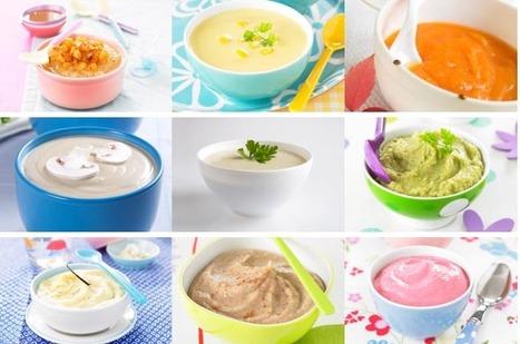 """39 recettes de saison à cuisiner pour bébé avec le Nutribaby   Blog """"La Cuisine de Bébé"""" : mettez les petits pots dans les grands avec Babymoov !   Autour de la puériculture, des parents et leurs bébés   Scoop.it"""
