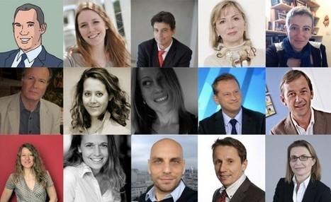 A suivre sur les Médias Sociaux | Créations de liens | Scoop.it