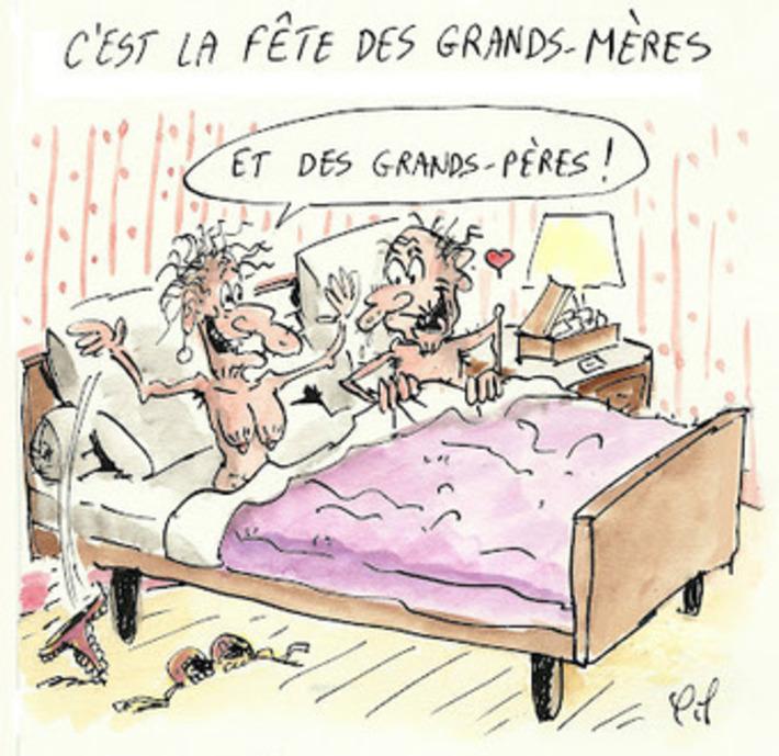 C'est la fête des grands-mères !   Baie d'humour   Scoop.it