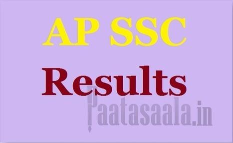 Eenadu AP SSC Results 2017 | BSE AP SSC 10th Cl