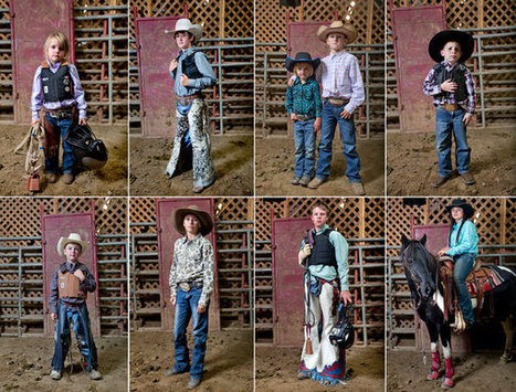 Youth Rodeo In Utah Keeps Old West Alive | Western Lifestyle | Scoop.it