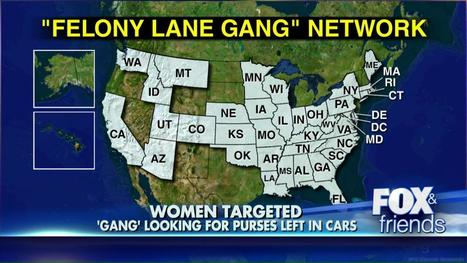 Attention, Ladies: A National Gang Network Is Targeting Your Purses | Motorhome Madness | Scoop.it