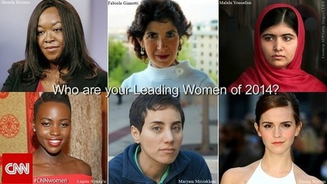 Who are the Leading Women of 2014? | Leadership and Management | Scoop.it