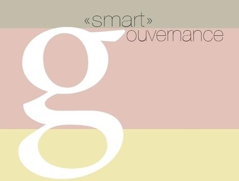Smart Gouvernance - [Observatoire technologique - DGSI] | Design de politiques publiques | Scoop.it
