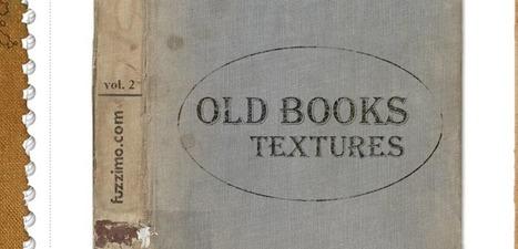 Consigue gratis un extenso catálogo de imágenes de libros vintage | Recursos diseño gráfico | Scoop.it