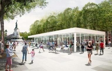Paris : Mondes et Médias, un nouveau café place de la République   Développement durable et tourisme   Scoop.it