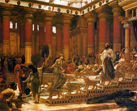 Queen of Sheba's Lost Gold Mine Discovered? : Discovery News | Ancient Civilization | Scoop.it