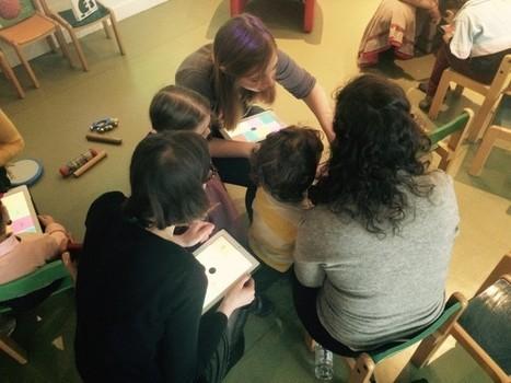 Les tablettes comme supports de lecture jeunesse et les médiations associées en bibliothèques, par Hésione Guémard | Enssib | Bibliothèques et Cie | Scoop.it